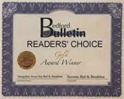 Bedford Bulletin Readers Choice